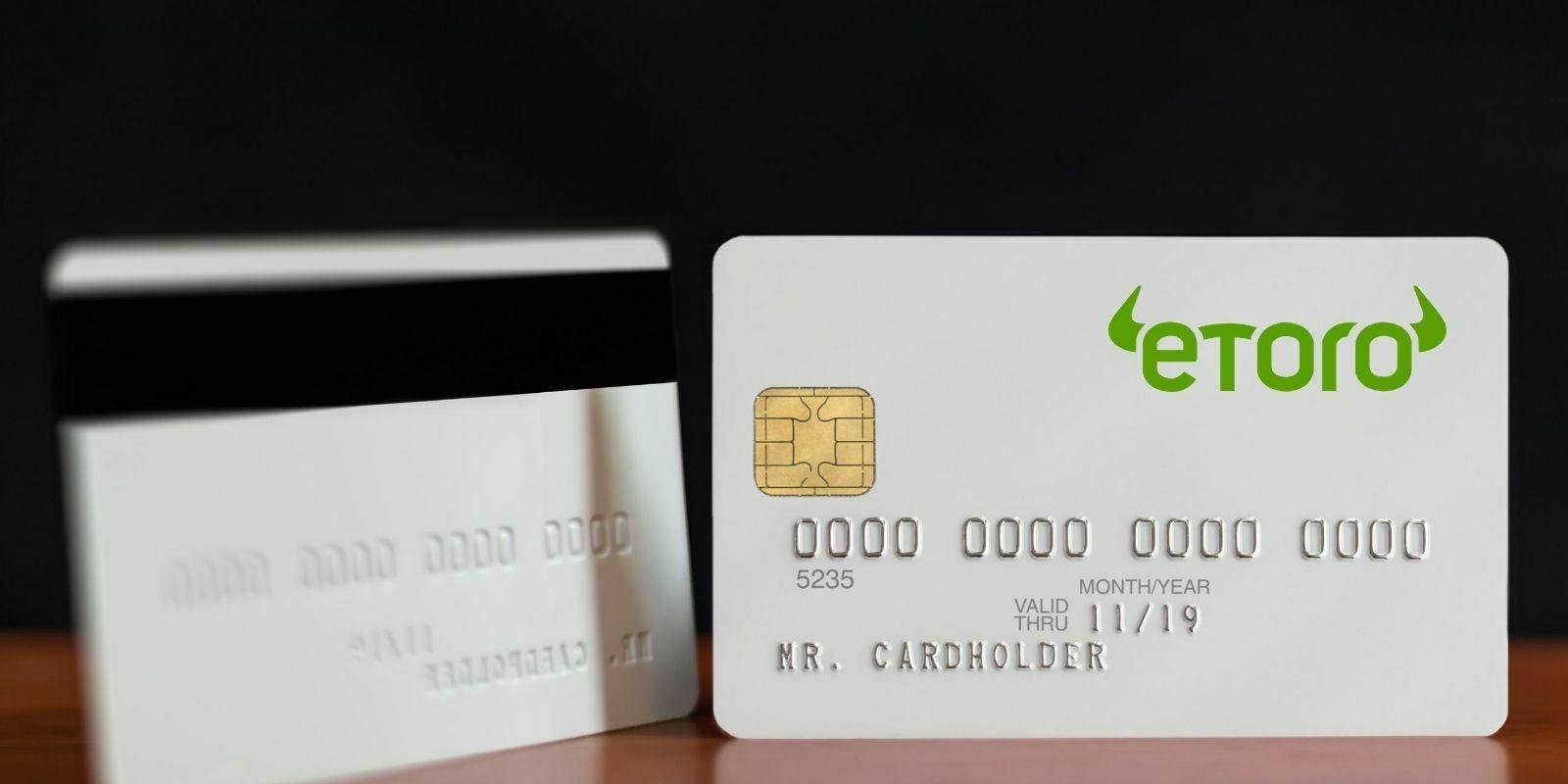 Des cartes de débit eToro seront bientôt disponibles au Royaume-Uni