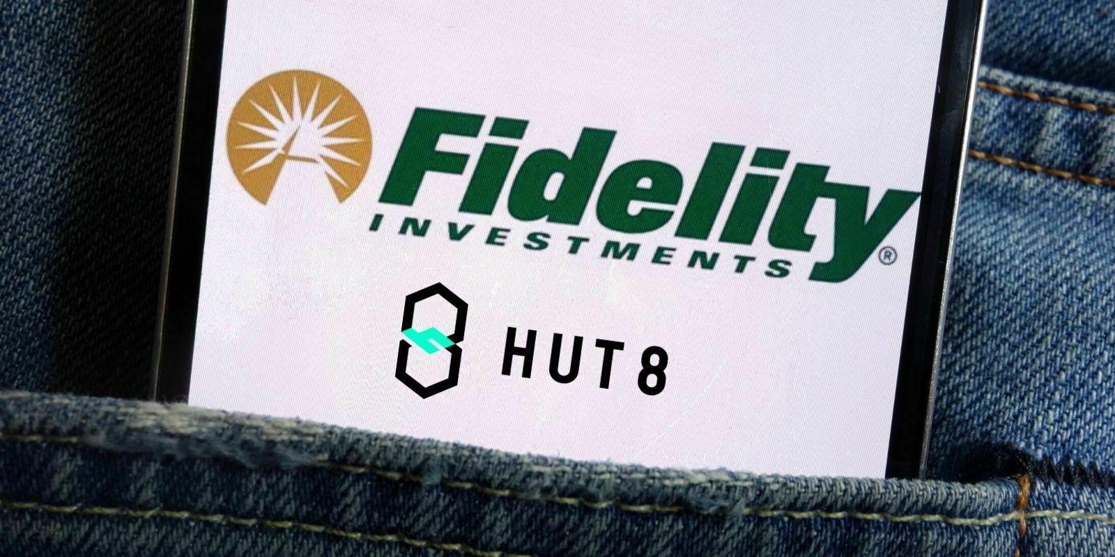 Fidelity détient 10% des parts de la société de mining Hut 8