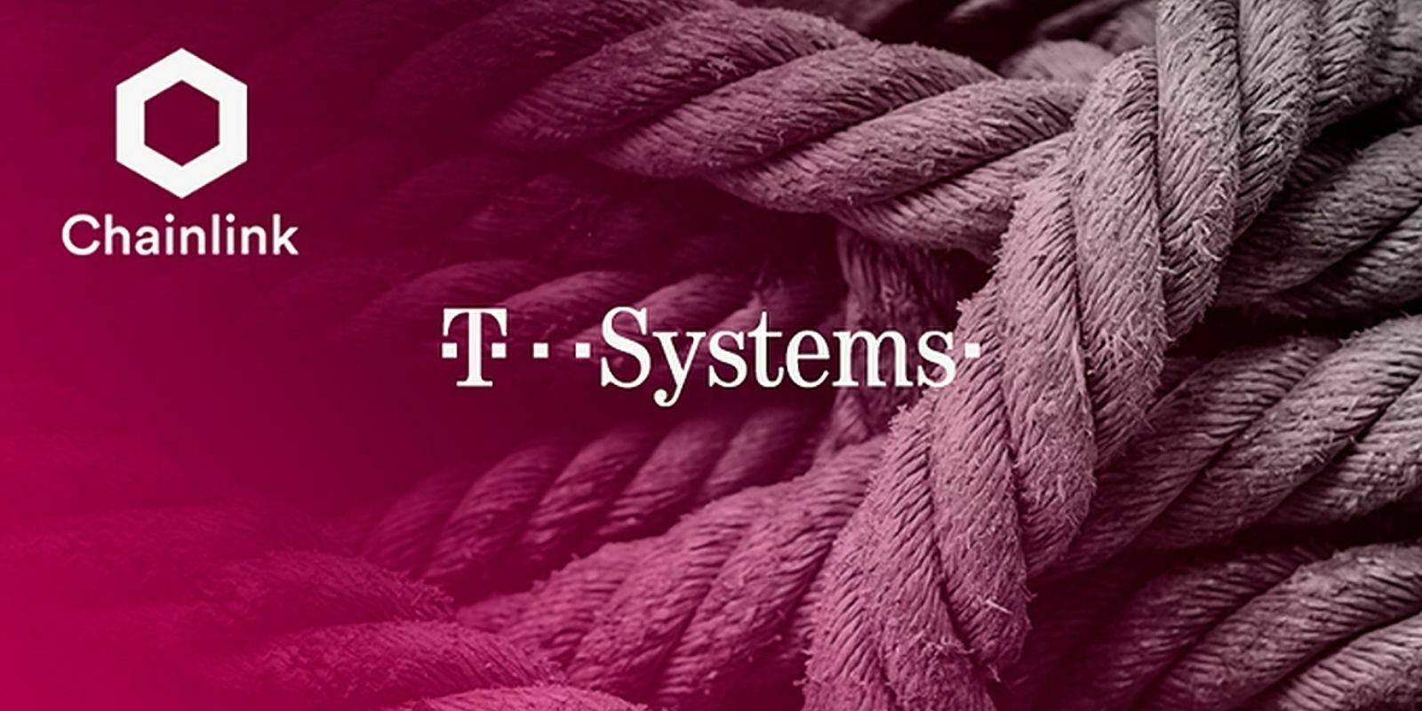 Une filiale de Deutsche Telekom exploite désormais un nœud de Chainlink