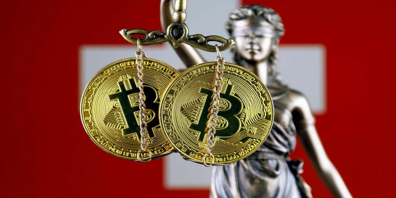 La Suisse adapte plusieurs lois pour favoriser l'innovation blockchain
