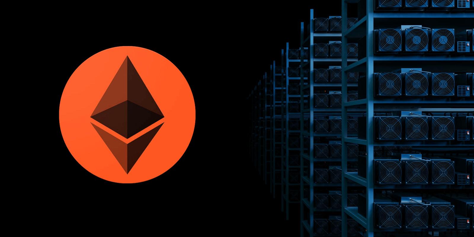 Le revenu des mineurs d'Ethereum a augmenté de 80% en un mois