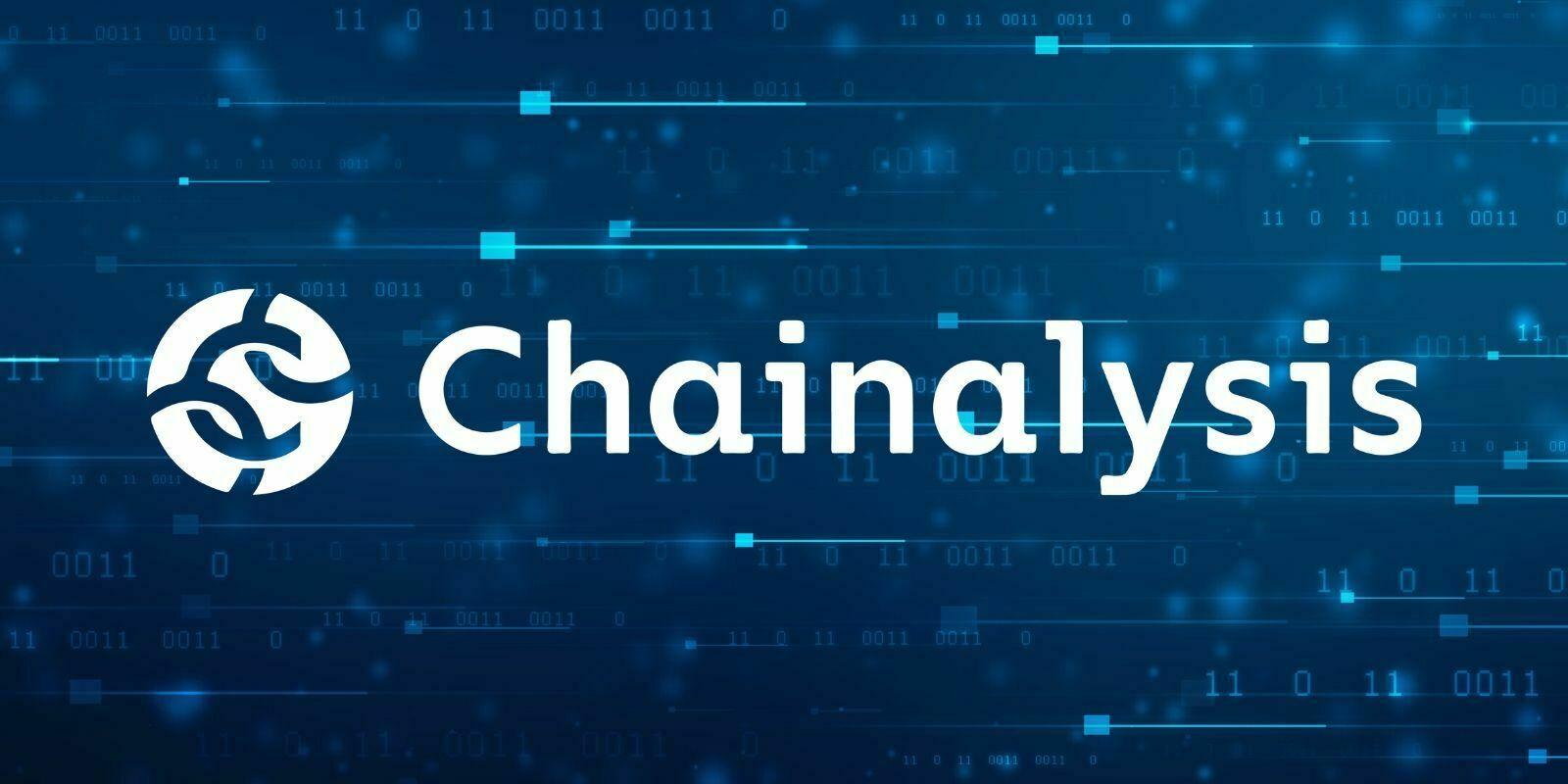 La société d'analyse blockchain Chainalysis lève $13M supplémentaires