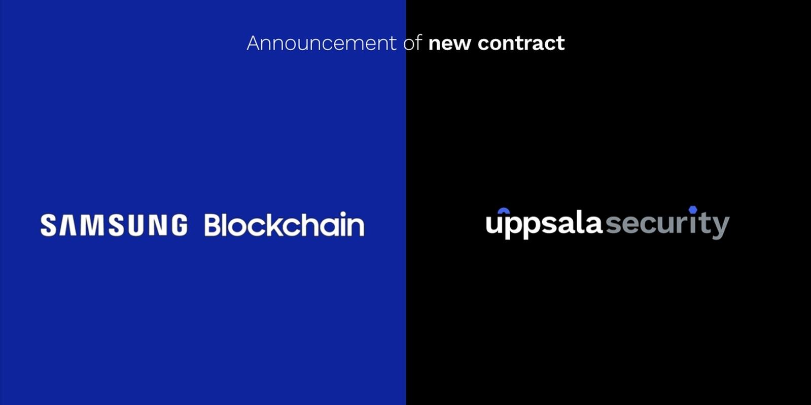 Samsung : un partenariat avec Uppsala pour aider à retrouver ses cryptos volées