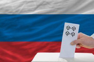 Russie: le vote blockchain sera largement proposé pour les législatives