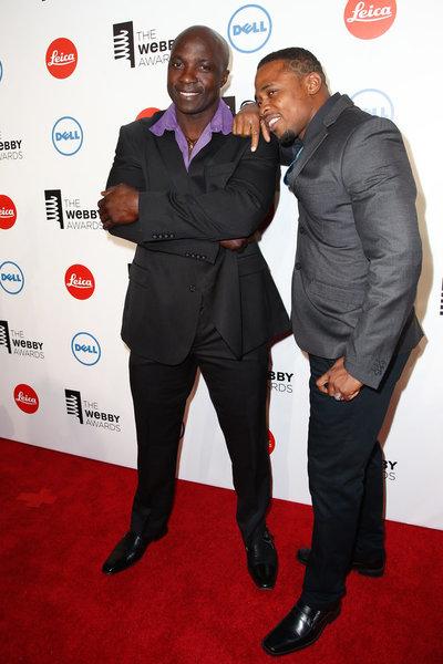Winston Watts et Marvin Dixon