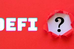 Devinette: à combien s'élève la valeur totale verrouillée par la DeFi?