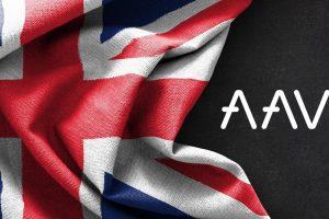 Aave peut désormais fournir des services de paiement au Royaume-Uni