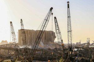 Beyrouth: un fonds en cryptos pour les victimes des explosions