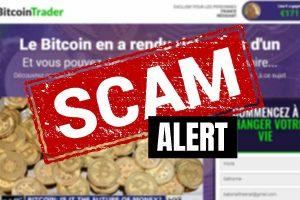 Bitcoin Trader, l'arnaque à éviter?