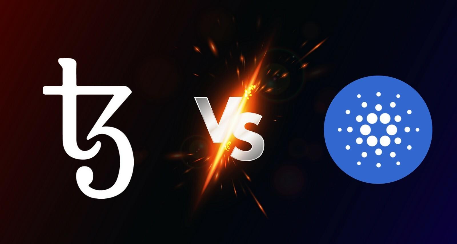 Cardano VS Tezos: qui sera le plus grand concurrent d'Ethereum?