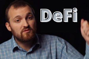 Cardano : son fondateur Charles Hoskinson se dit « obsédé » par la DeFi