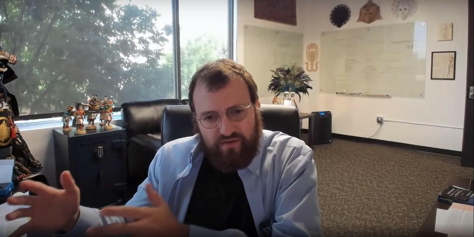 Ethereum Classic: Charles Hoskinson arrive en sauveur... Ou presque