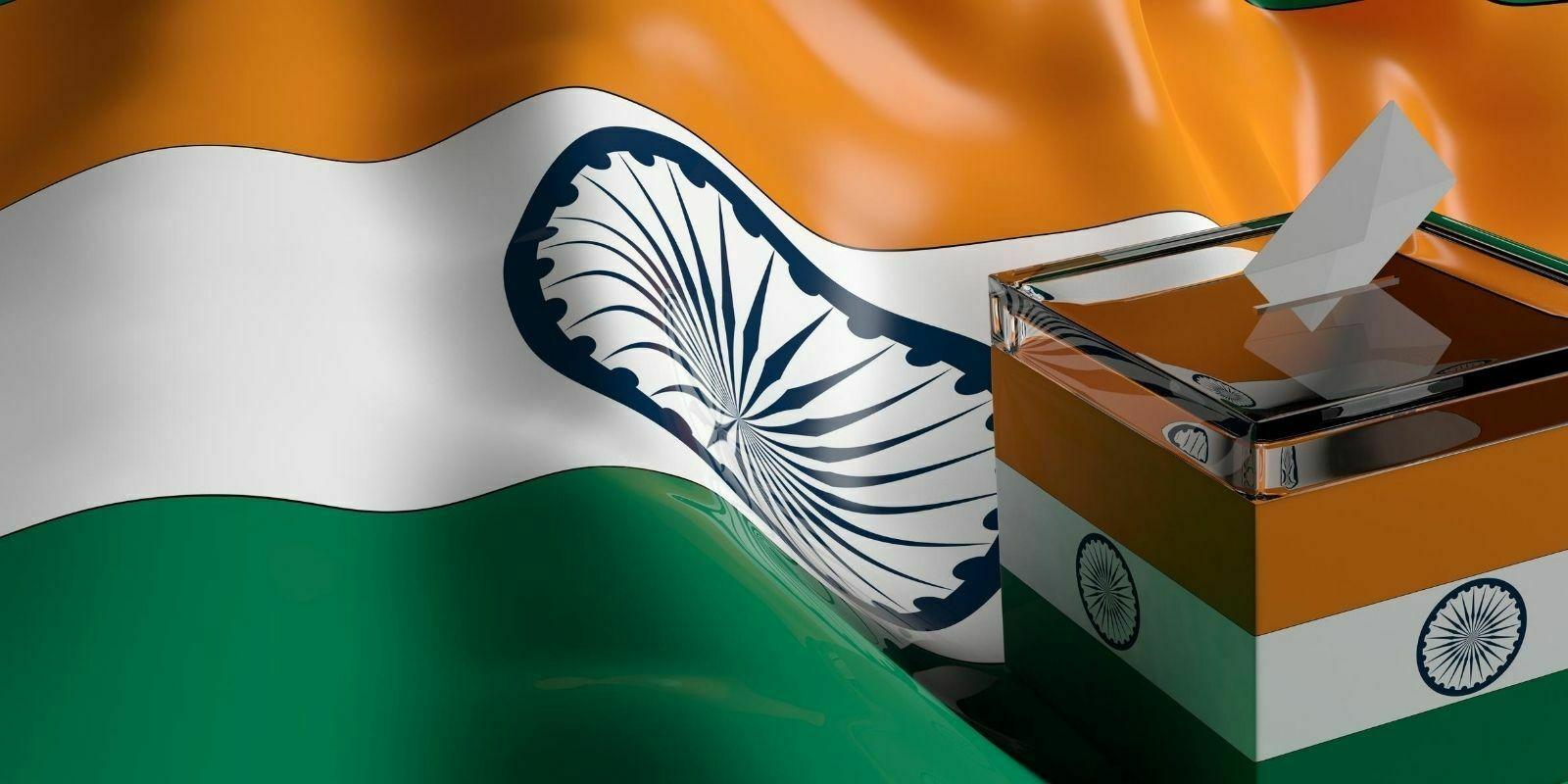 L'Inde envisage d'utiliser la blockchain pour le vote à distance