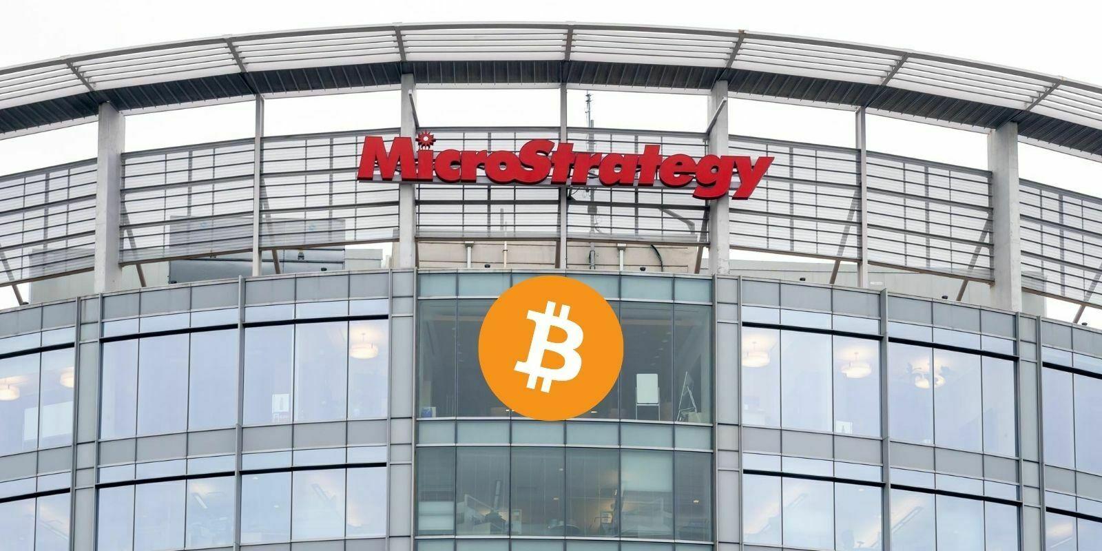 MicroStrategy, une société cotée au Nasdaq, achète $250M de bitcoins