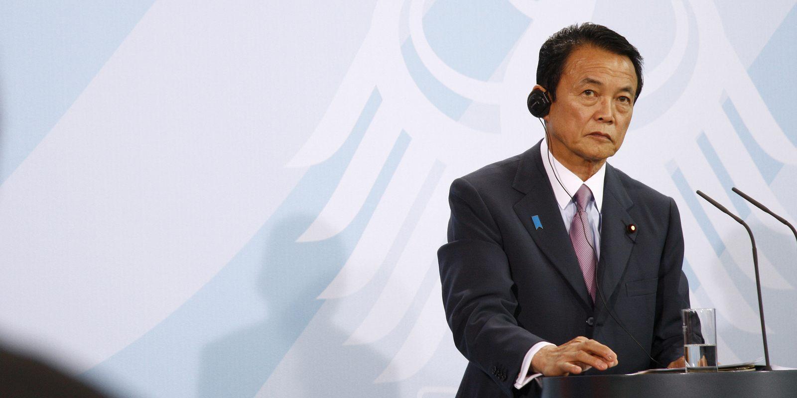 Japon: le ministre des finances ouvert à la blockchain pour pister le Covid-19