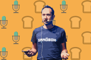 Interview de Sebastien Borget de The Sandbox