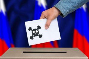 Vote blockchain en Russie : des données sensibles en vente sur le Darknet