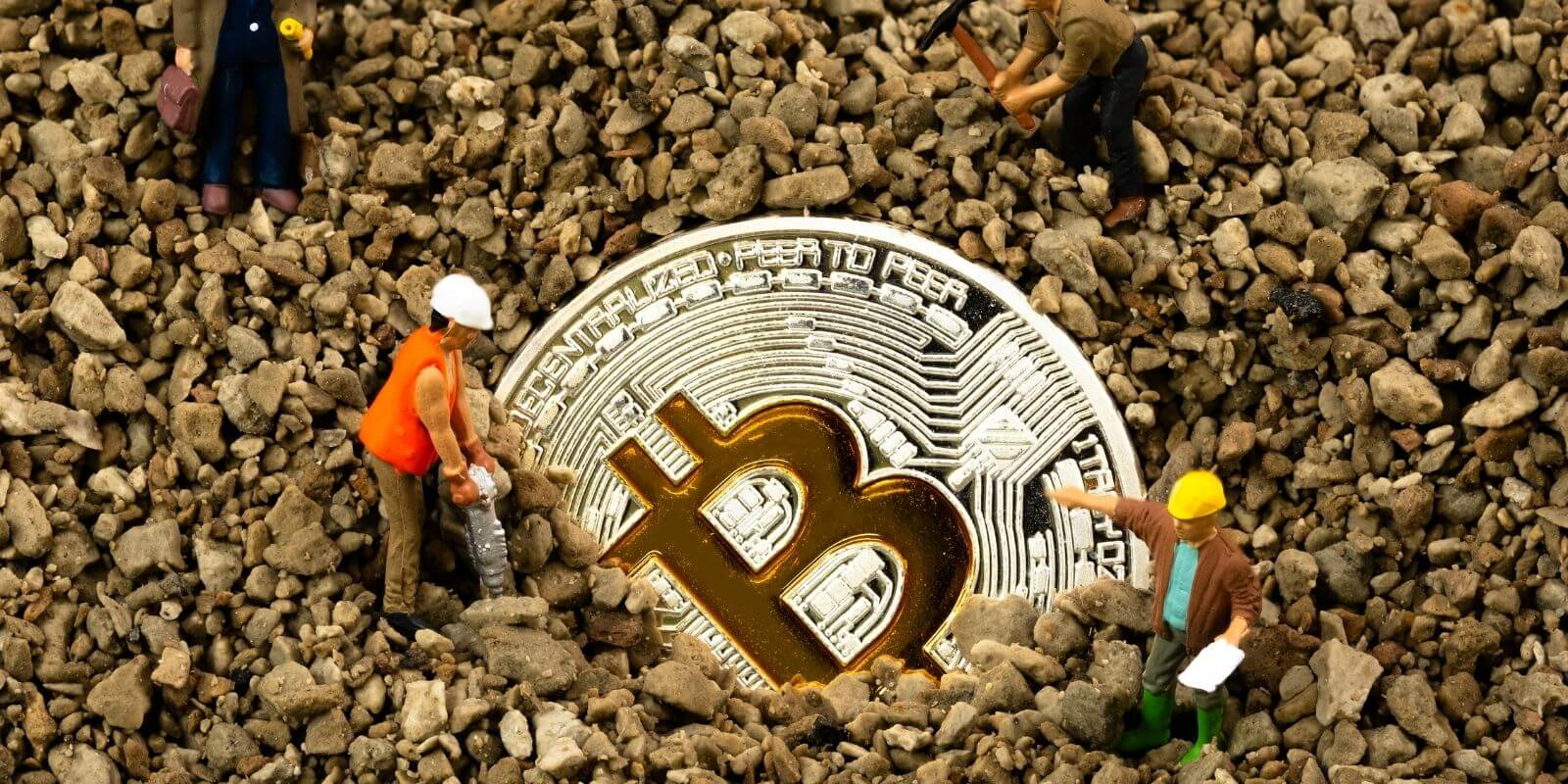 Il reste moins de 2,5 millions de bitcoins (BTC) à miner