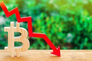 Le Bitcoin (BTC) décroche et entraîne le marché dans une chute brutale