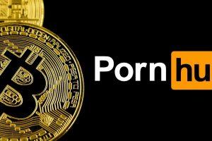 Pornhub accepte désormais le Bitcoin (BTC) et le Litecoin (LTC)