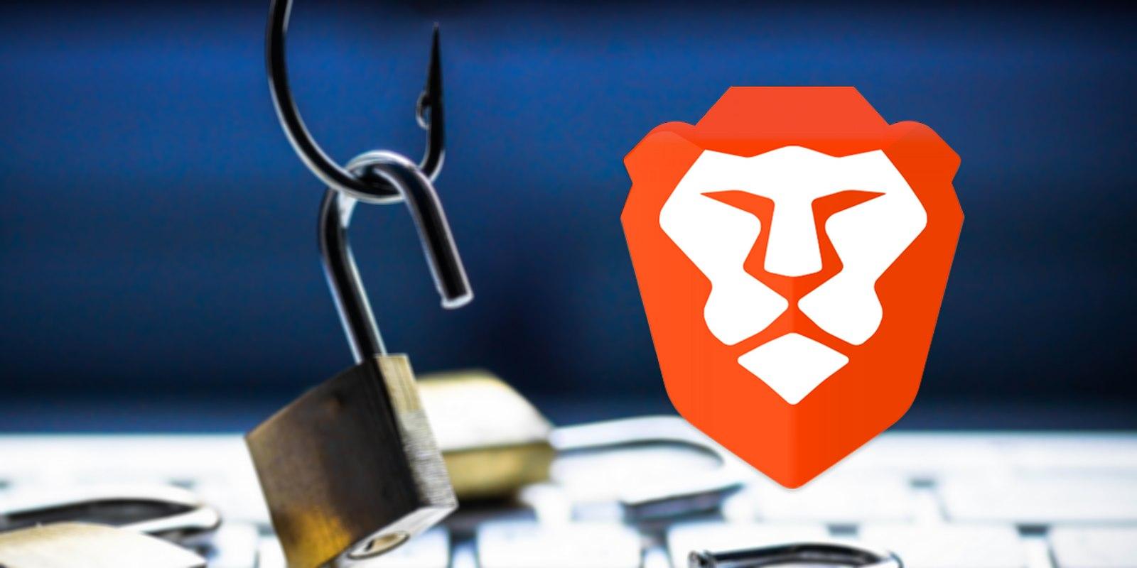 Brave intègre des solutions anti-phishing à ses wallets