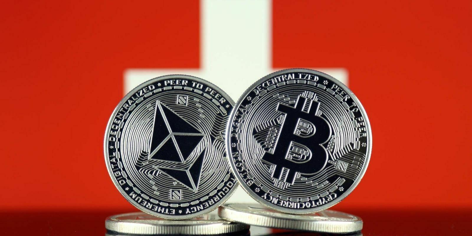 Une compagnie d'assurance suisse accepte désormais le Bitcoin et l'Ether