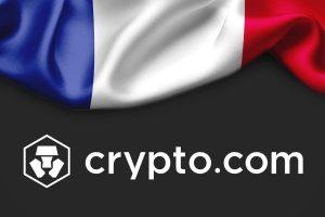 L'application et l'exchange de Crypto.com sont maintenant disponibles en français