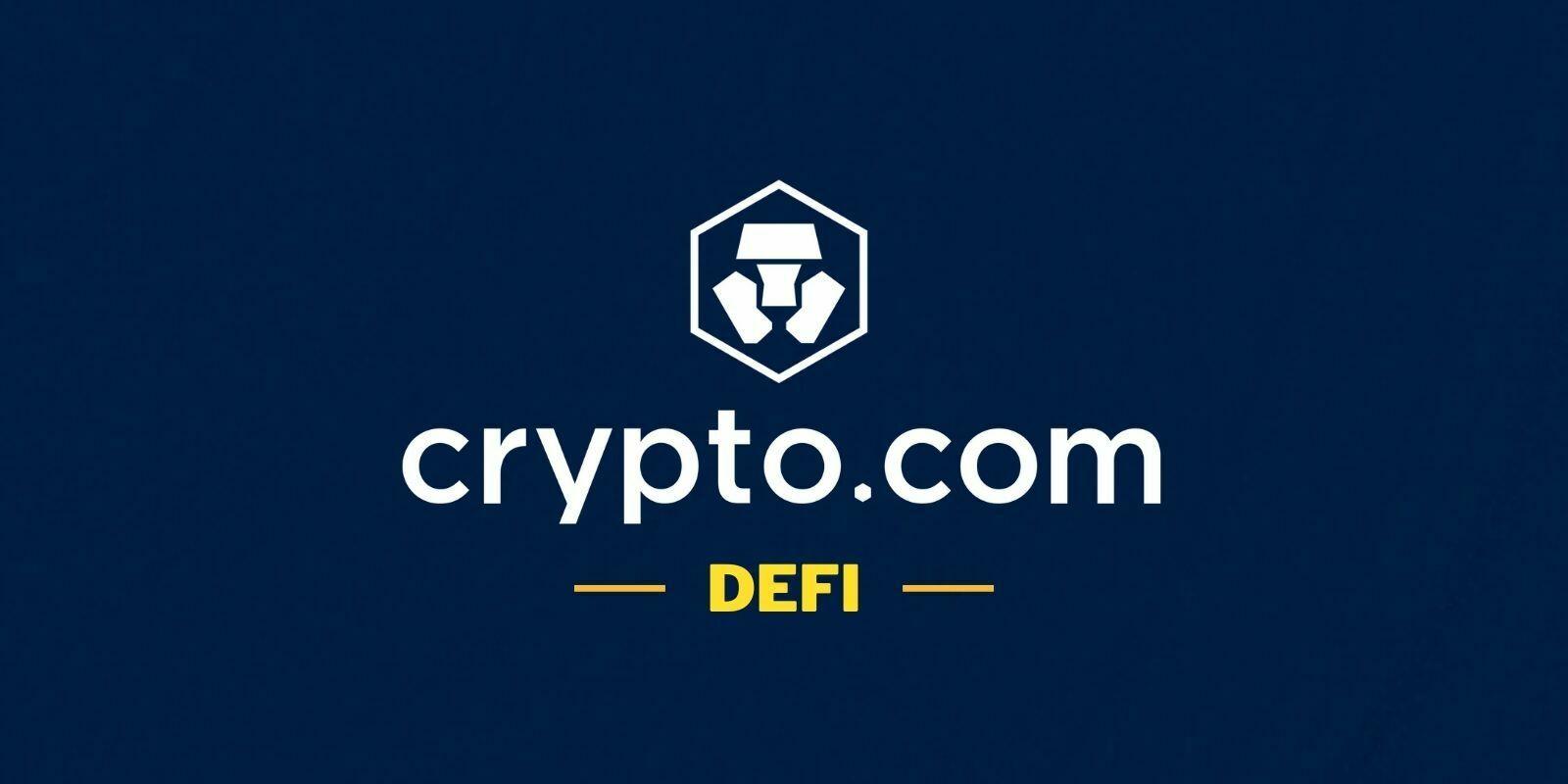 Crypto.com (CRO) lance DeFi Swap, son protocole d'échange de tokens