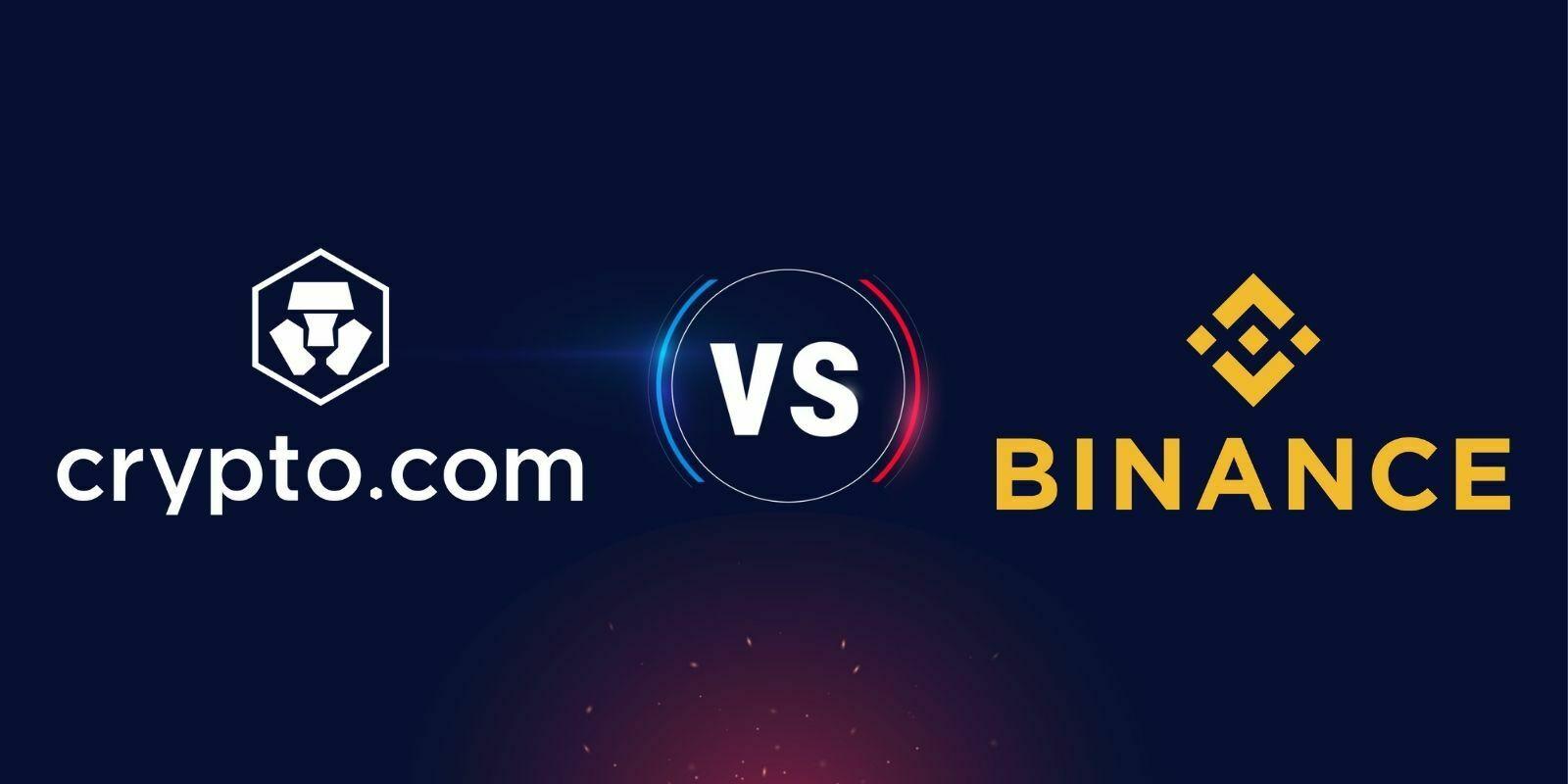 Crypto.com répond à Binance en augmentant le cashback de ses cartes