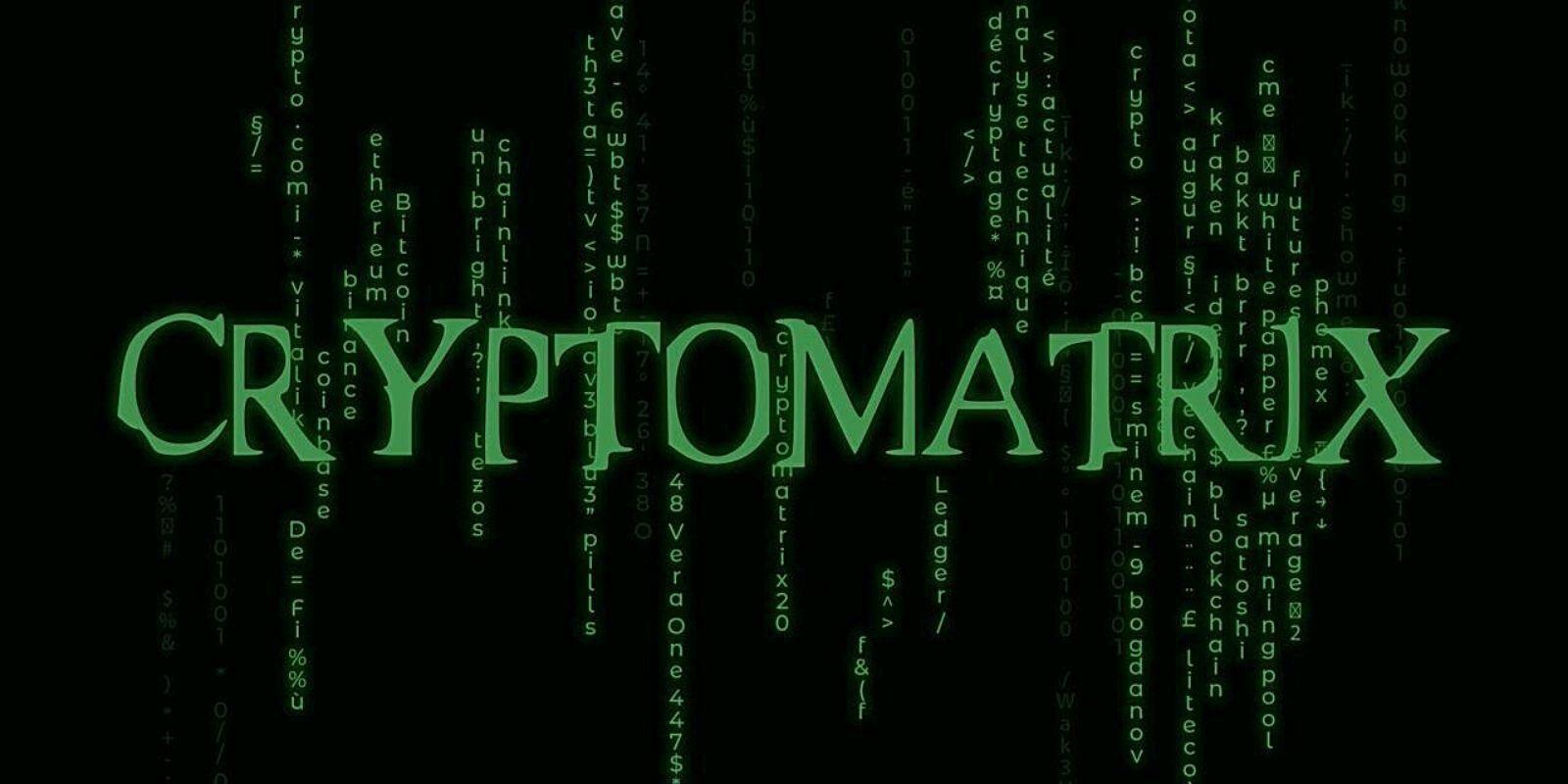 CryptoMatrix crée un NFT à l'effigie de sa chaîne, et c'est un franc succès
