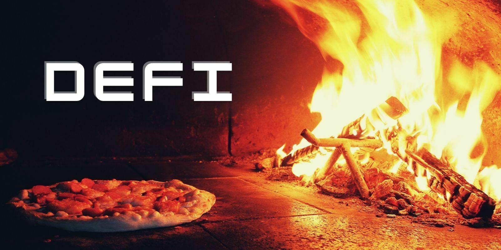 DeFi : les tokens HOTDOG et PIZZA calcinés à 99% en quelques minutes