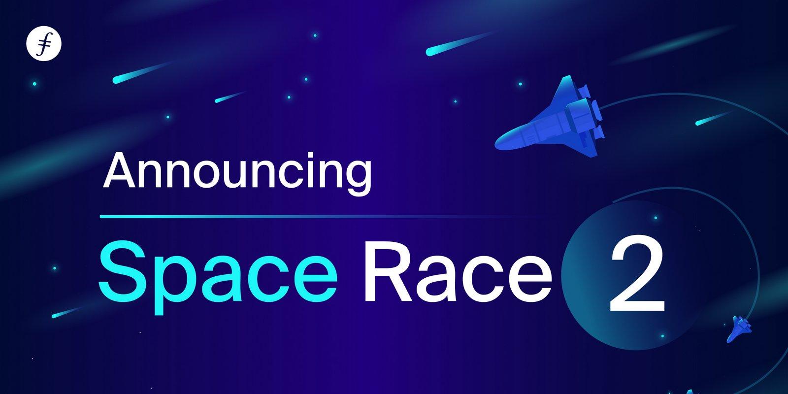 Mining: lancement d'une deuxième «Space Race» chez Filecoin