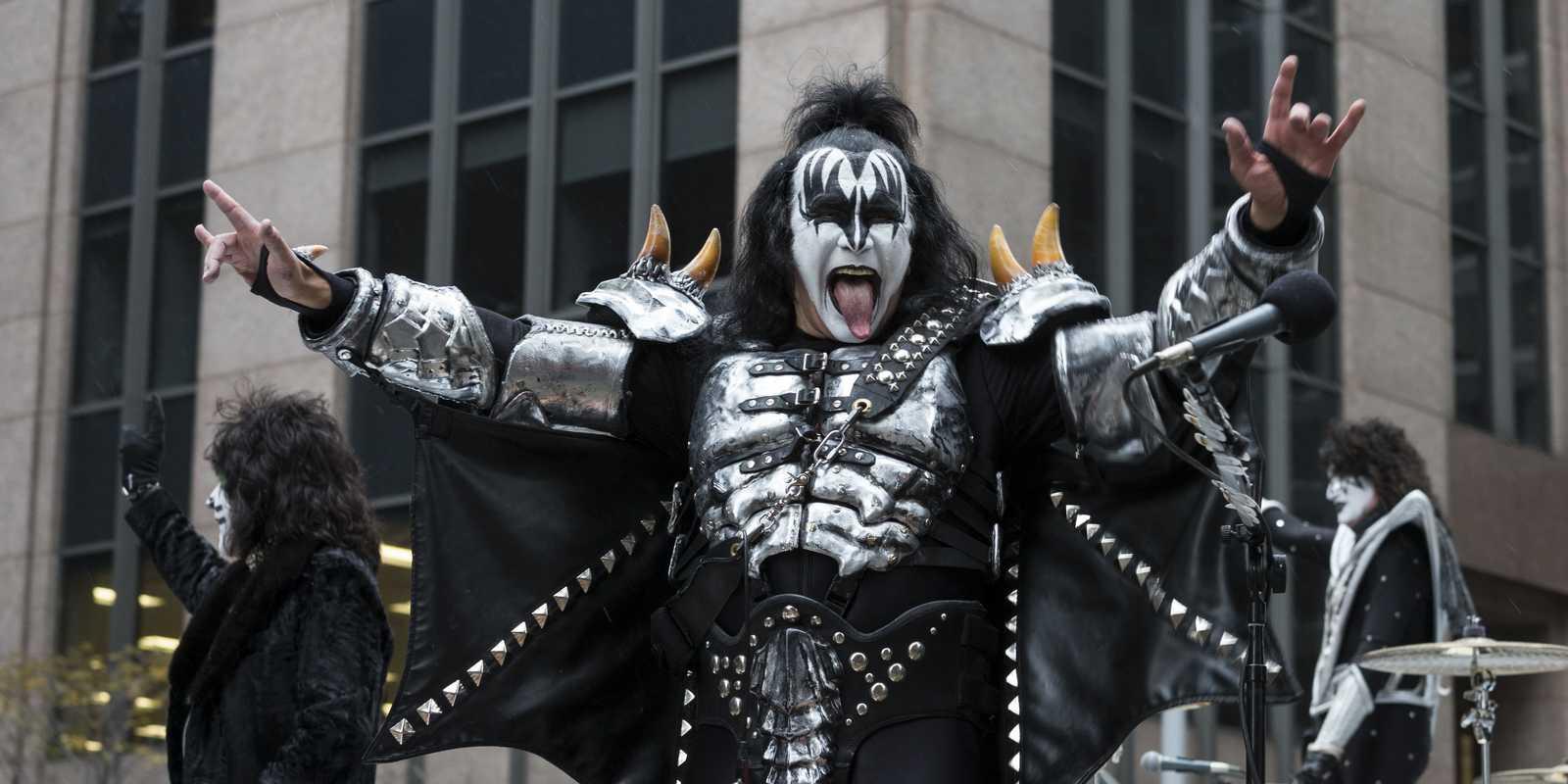 Gene Simmons de Kiss serait-il fan de Bitcoin (BTC)?