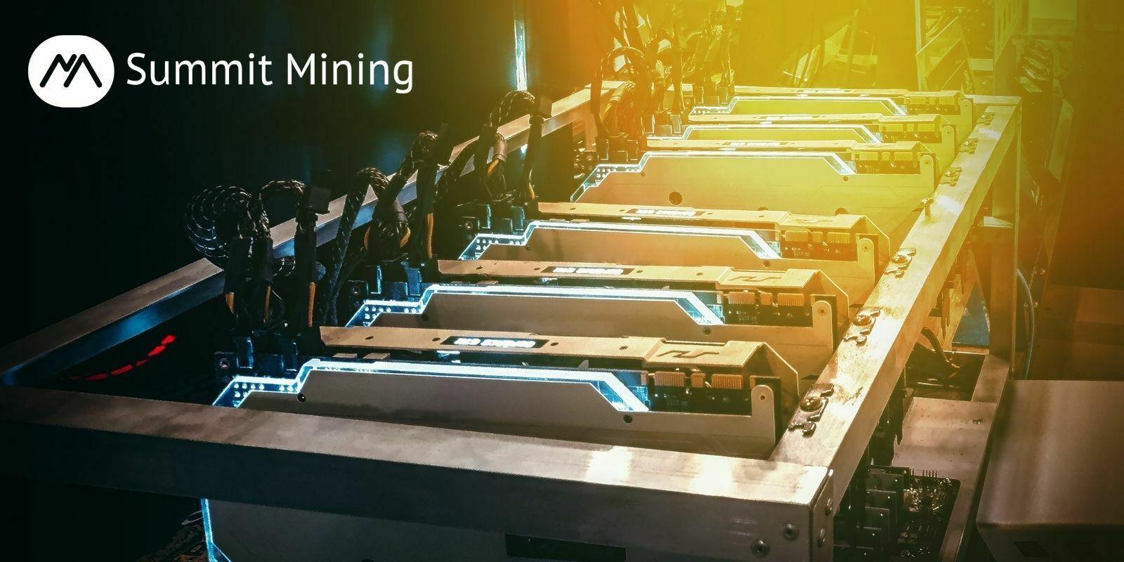 Miner des cryptomonnaies : une rentabilité de 142% en 2019 avec Summit Mining !