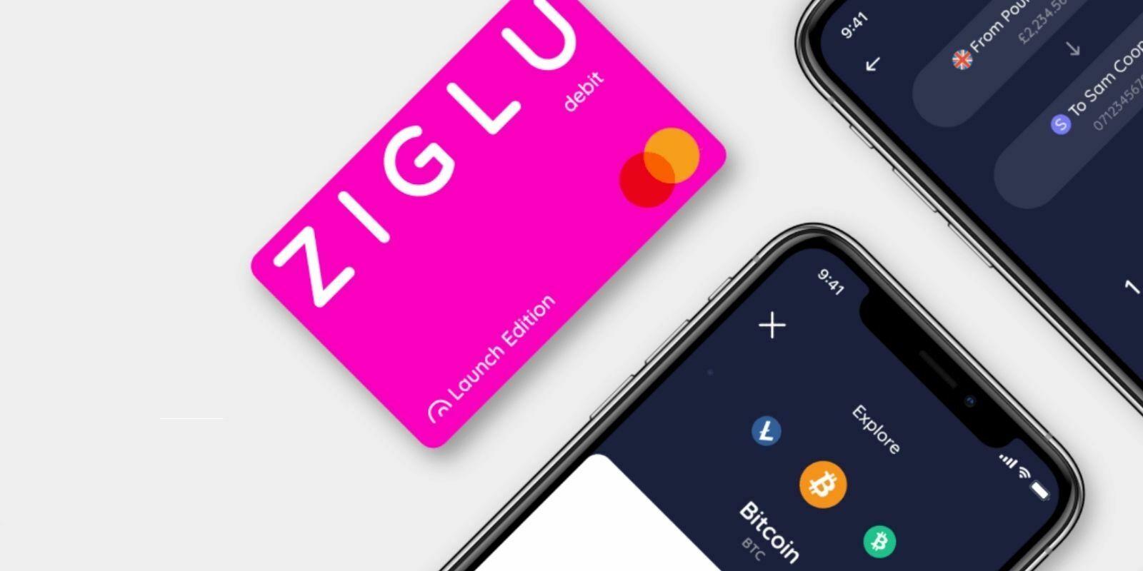 La néo-banque Ziglu lance son offre sur cryptomonnaies au Royaume-Uni