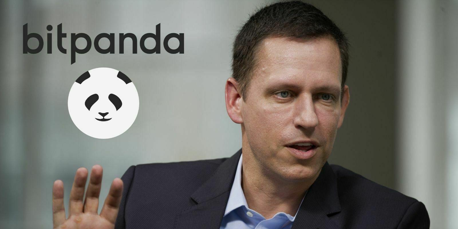 L'exchange Bitpanda lève 52M$ auprès de Peter Thiel et d'autres