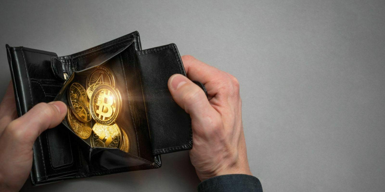 Un wallet avec 70 000 bitcoins (BTC) mis en vente pour 1 000$ ?