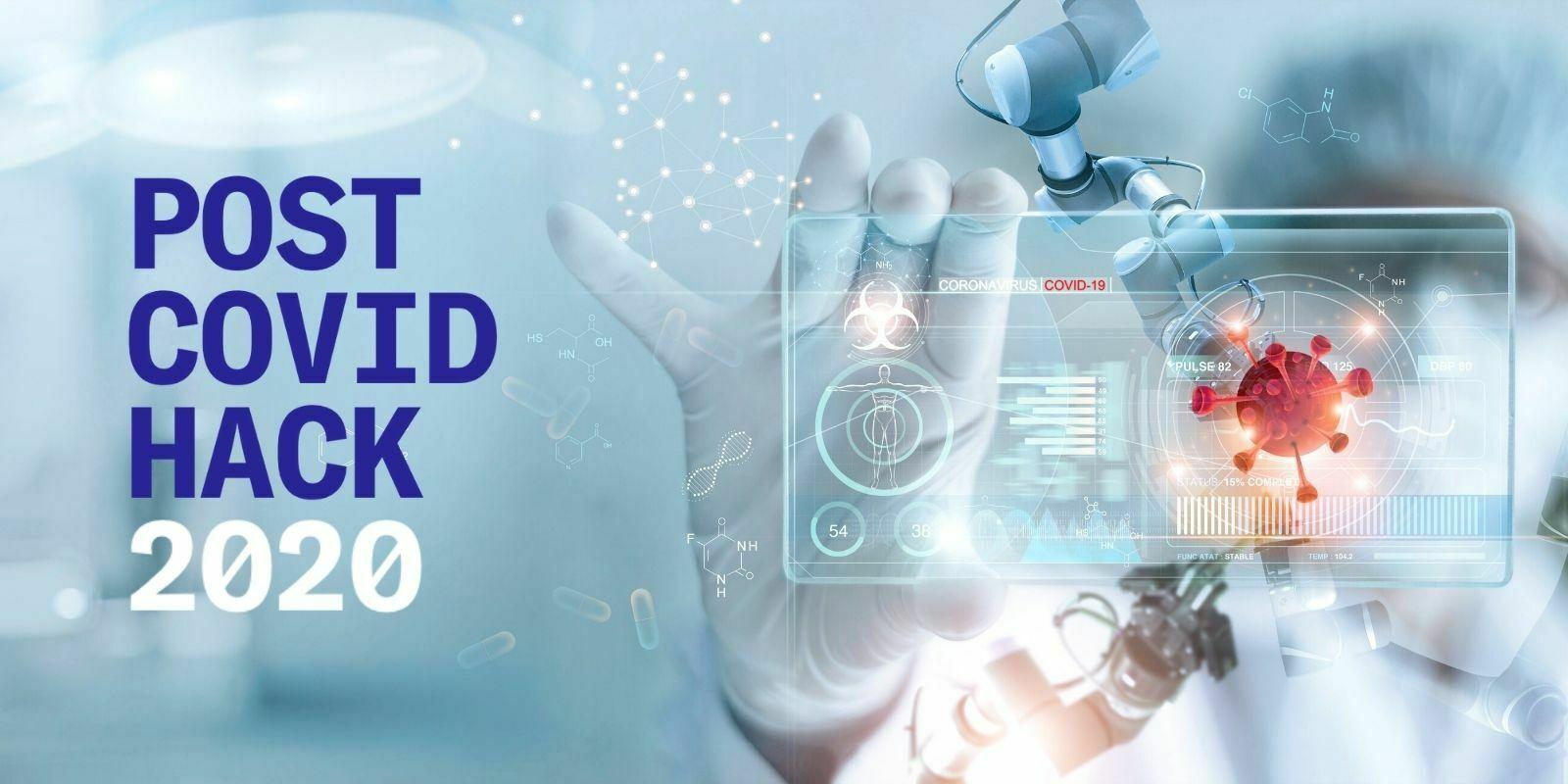 Post Covid Hack 2020 : un hackathon blockchain pour l'ère post-covid