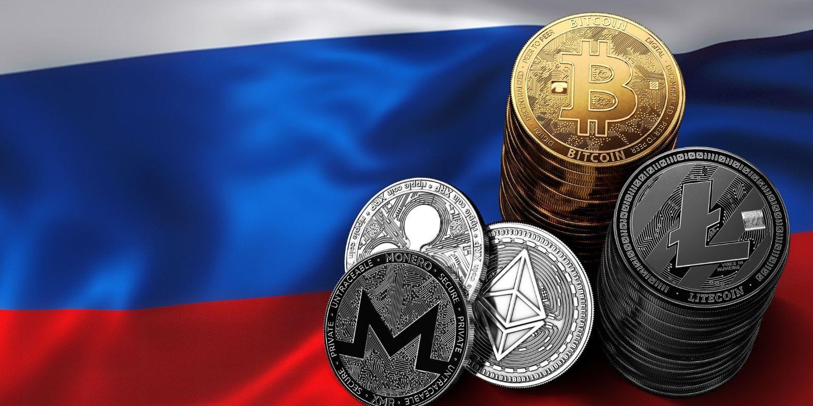 Russie : 3 ans de prison pour les investisseurs qui ne déclarent pas leurs cryptomonnaies