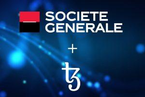 La Société Générale choisit Tezos pour expérimenter l'euro numérique