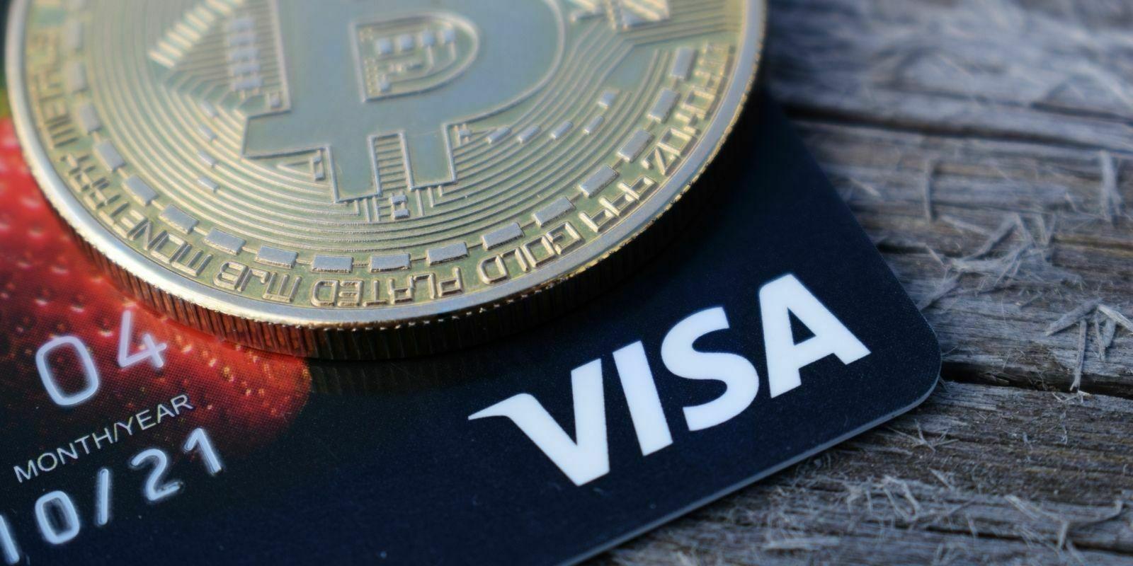 Visa explore les paiements hors ligne pour les monnaies numériques
