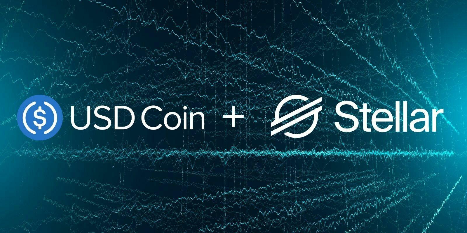 La blockchain Stellar intègre le stablecoin USDC à son écosystème