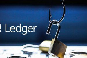 Une campagne de phishing cible les détenteurs de portefeuilles Ledger