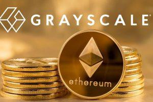 Grayscale a accumulé 2% de tout l'Ether (ETH) en circulation