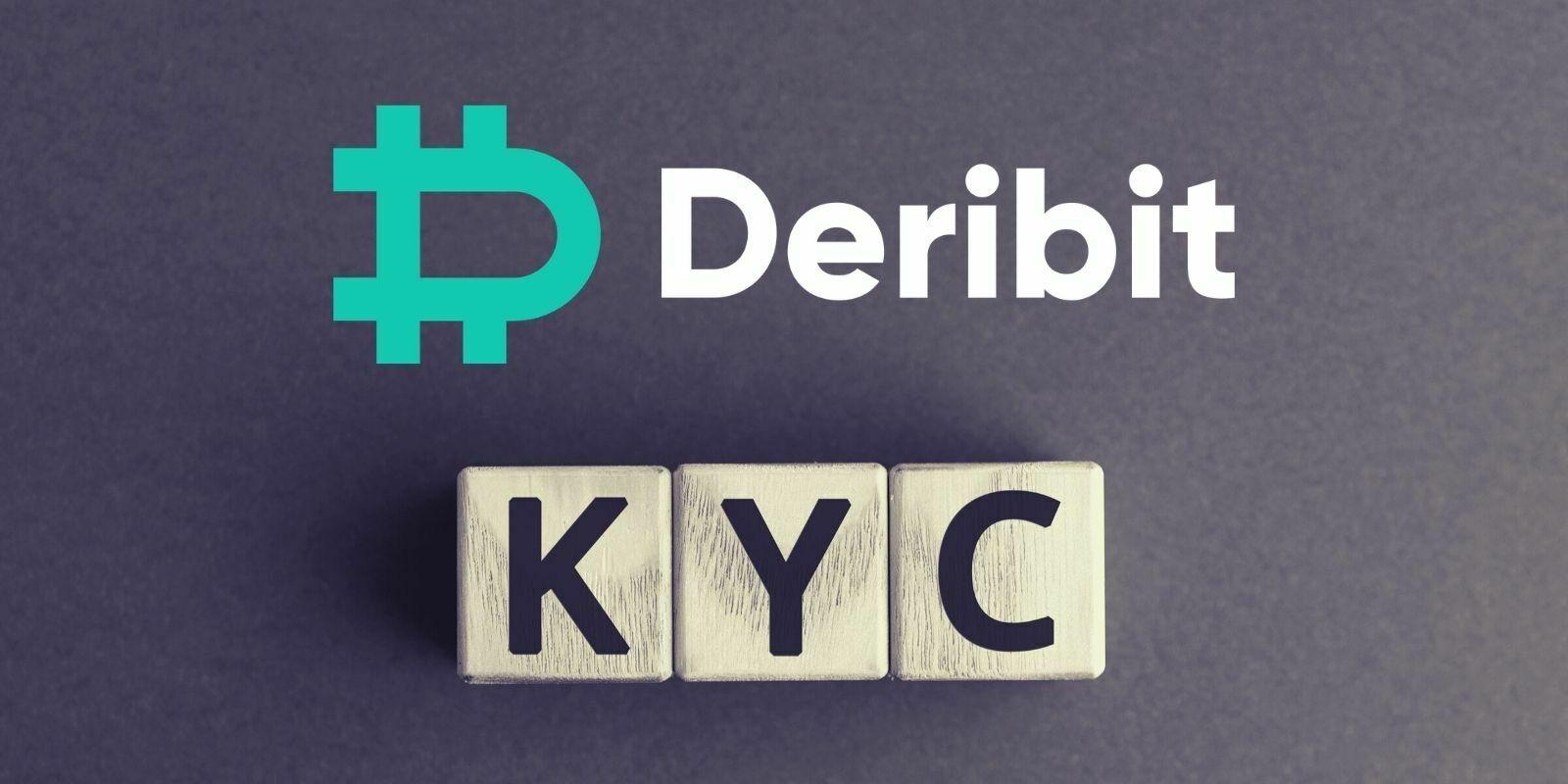 L'exchange Deribit exigera la vérification d'identité avant la fin de l'année