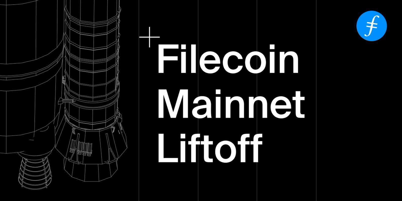Filecoin lance son mainnet, le cours du FIL bondit