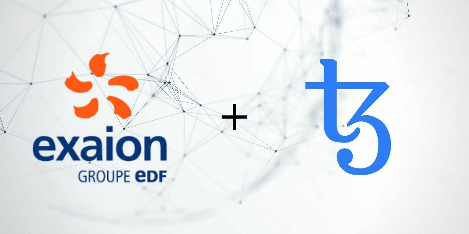 Le groupe EDF, par sa filiale Exaion, devient validateur de Tezos (XTZ)