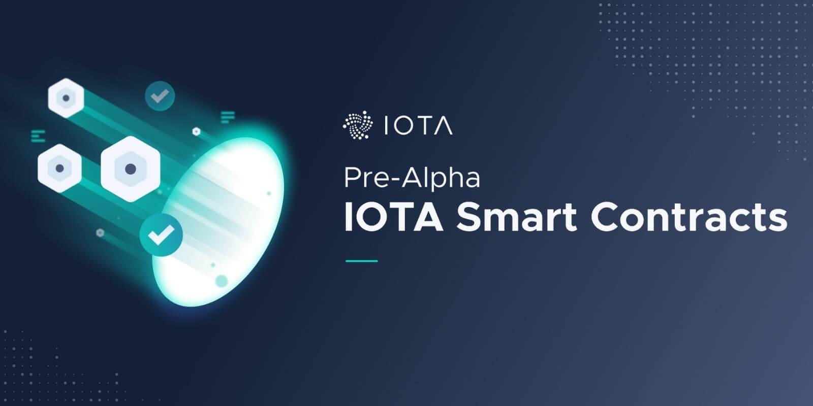 IOTA lance sa plateforme de smart contracts