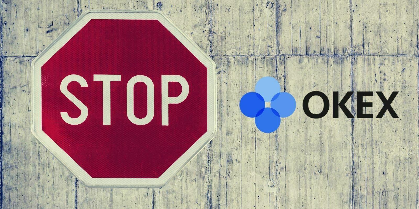 OKEx perd temporairement l'accès à ses clés privées et suspend les retraits
