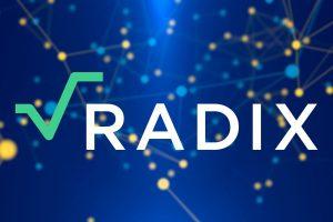Radix - Un protocole spécifiquement construit pour la DeFi